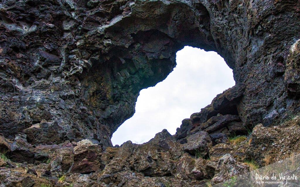 Islândia: Dimmuborgir e os castelos de lava | Diário do Viajante