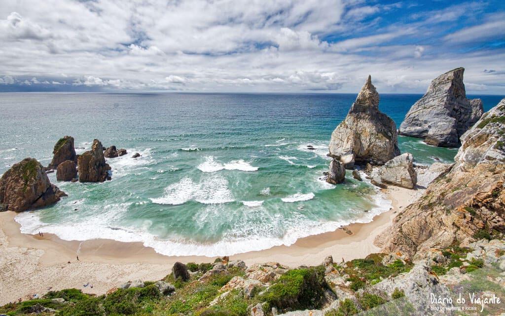 Praia da Ursa, Sintra | Diário do Viajante