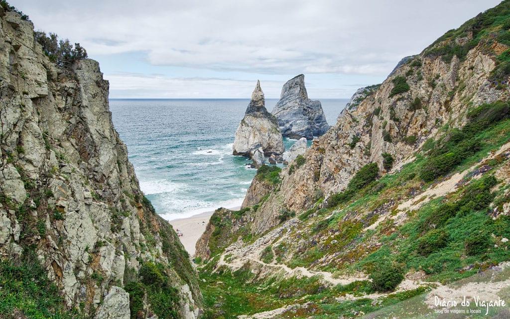 Sintra: Praia da Ursa que mantém a sua beleza natural | Diário do Viajante