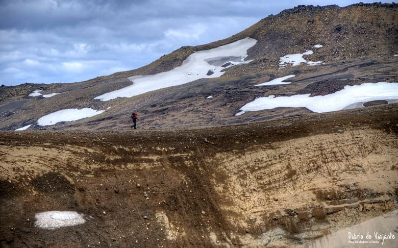 Askja, e a caldeira vulcânica Víti | Islândia