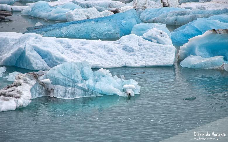Jökulsárlón, o lago glacial da Islândia | Diário do Viajante