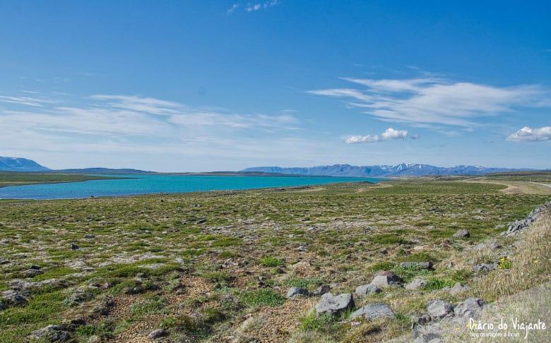 Road F35, o deserto por entre glaciares | Diário do Viajante