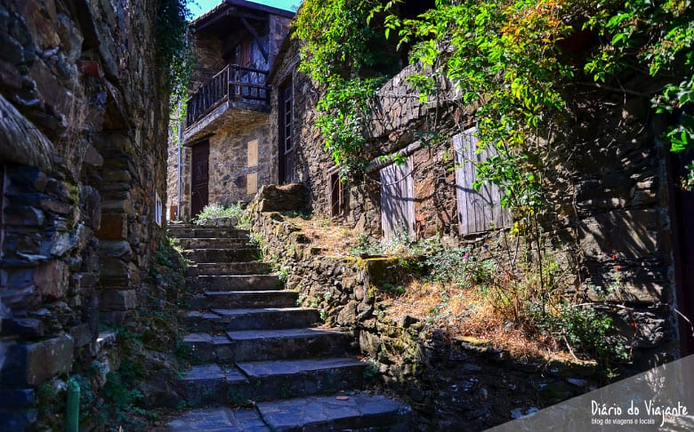 Aldeias de Xisto: Casal Novo em xisto velho