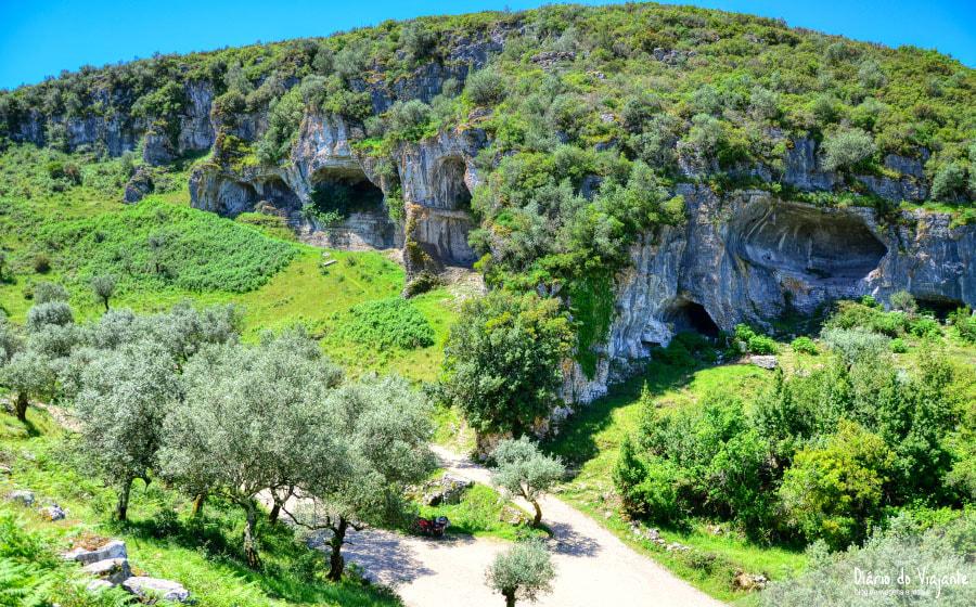 Vale das Buracas de Casmilo | Diário do Viajante