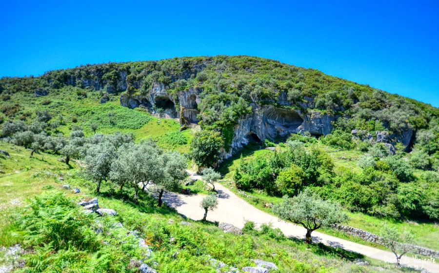 Buracas de Casmilo | Diário do Viajante