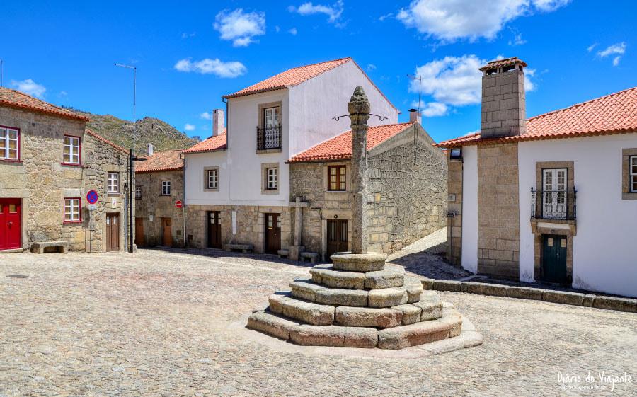 Aldeias Históricas de Portugal: Castelo Novo, Pelourinho