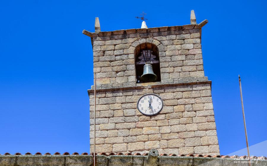 Aldeias Históricas de Portugal: Castelo Novo, Torre do Relógio
