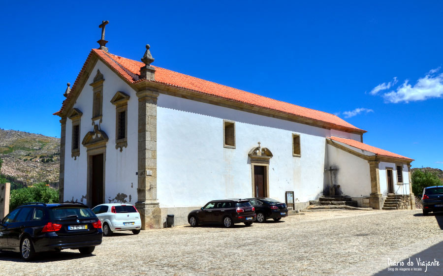 Aldeias Históricas de Portugal: Castelo Novo, Igreja Matriz / Igreja de Nossa Senhora da Graça