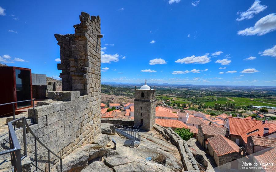 Aldeias Históricas de Portugal: Castelo Novo, Castelo
