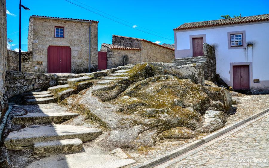Aldeias Históricas de Portugal: Castelo Novo, Lagariça