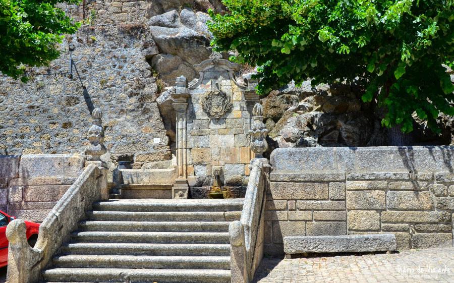 Aldeias Históricas de Portugal: Castelo Novo, Chafariz da Bica