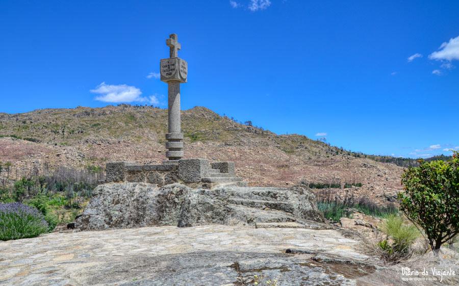 Aldeias Históricas de Portugal: Castelo Novo, Cruzeiro