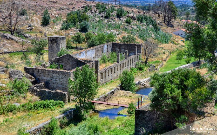 Aldeias Históricas de Portugal: Castelo Novo, Miradouro das Alminhas