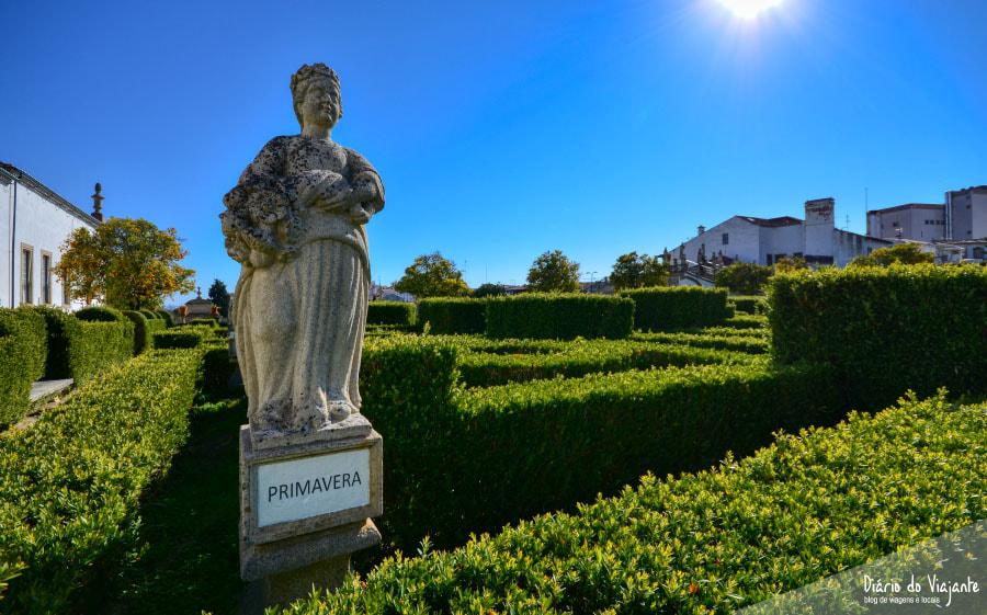 Jardim do Paço Episcopal | Castelo Branco