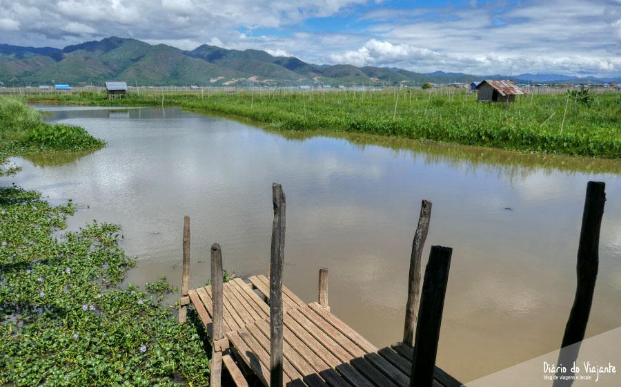 O clima e a geografia em Myanmar | Diário do Viajante