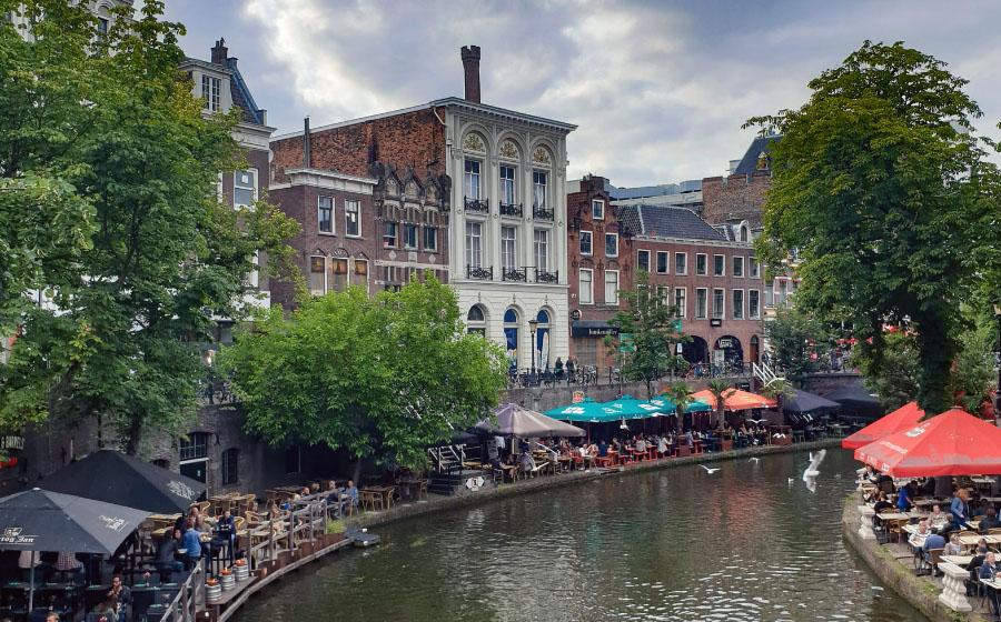 Utrecht, Holanda - Locais a visitar na Europa
