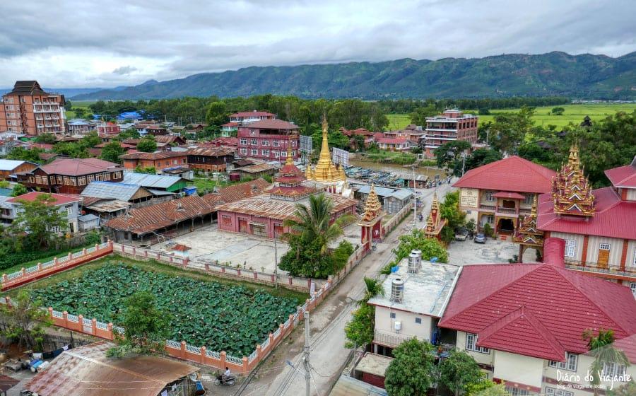 Passaporte e Visto para Myanmar | Diário do Viajante